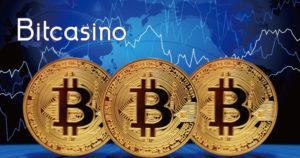 ビットカジノ仮想通貨入出金